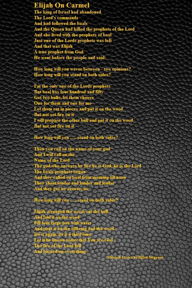 Lyric i choose the lord lyrics : Lyrics